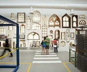 L'architecture à l'honneur à Venise