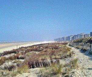 4 scénarios pour la côte belge d'ici 2100