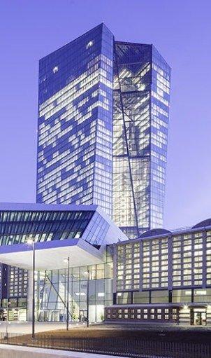 La Skytower à Francfort : La BCE s'installe dans une « ville verticale »