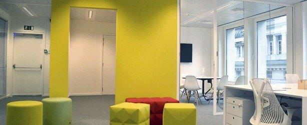 Space planning: le bonheur au bureau?