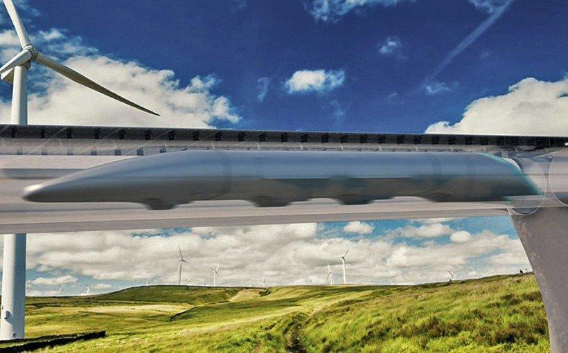 L'Hyperloop déjà opérationnel en 2018 ?
