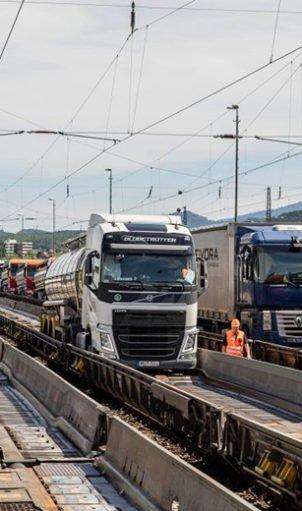 Le ferroutage : une utopie européenne ?