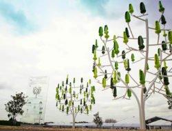 L'arbre à vent, l'éolienne bioinspirée