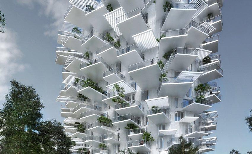 Vivre dans un immeuble village