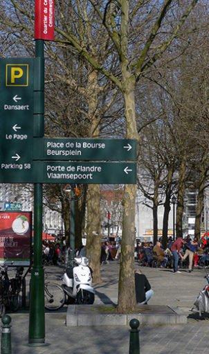 Pourquoi les citadins continuent-ils de fuir Bruxelles?