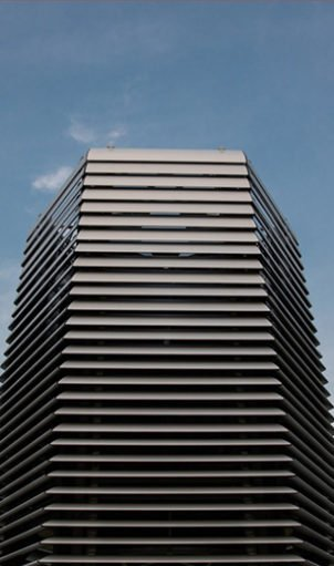 Daan Roosegarde's Smog Free Tower