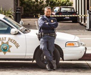 Mr. Police Man © Thomas Hawk