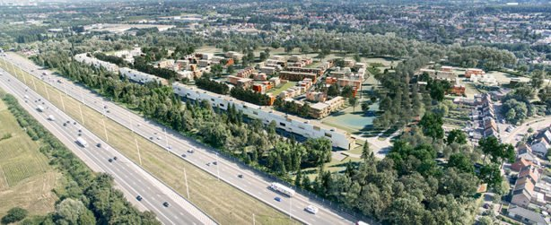Parkwijk Groeningen