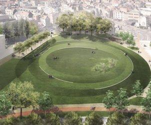 Un parc «crowdsourcé» au cœur de Bruxelles