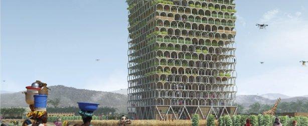 Des usines verticales pour énergiser les villes