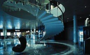 Radisson Blu Royal Hotel d'Arne Jacobsen