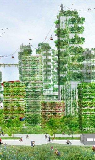 La Chine construit la première ville-forêt du monde