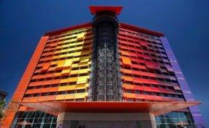 Silken Puerta América Hotel - Zaha Hadid