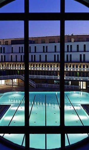 Une nuit dans un hôtel d'architecte