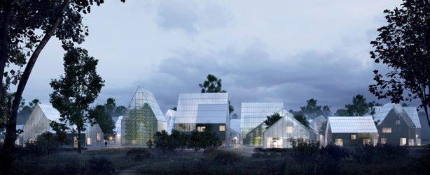 Des Danois construisent la ville autosuffisante aux Pays-Bas