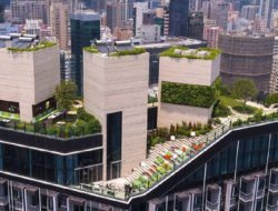 Skypark, Concrete Architects, Hong Kong