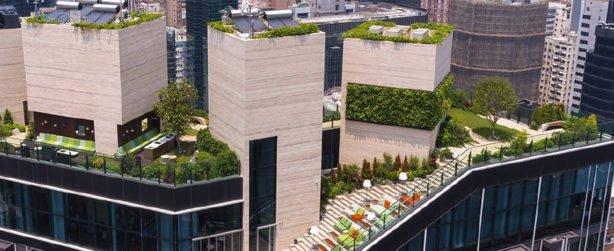 Skypark, Concrete Architects, Hong Kong