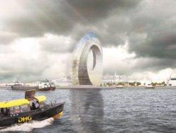 The Windwheel, la centrale habitable