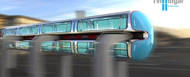 Oubliez l'Hyperloop, voici le métro du futur