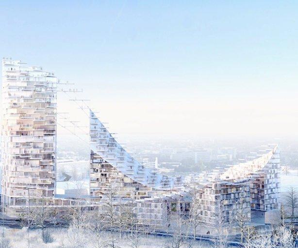 Delta Tower, la nouvelle tour bruxelloise signée Fujimoto