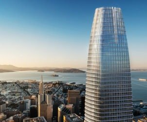 Saleforce Tower - San-Francisco © Pelli Clarke Pelli Architects