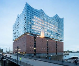 The Elbphilharmonie - Herzog and de Meuron