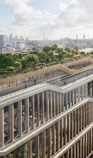 Heatherwick Google / Kings-Cross