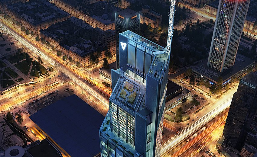Wola : le nouveau centre de Varsovie