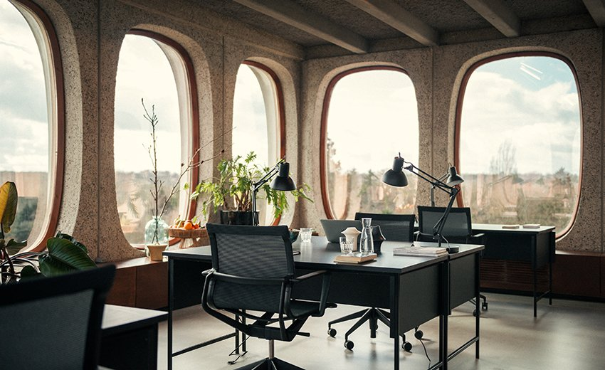 3 offices that make you happy