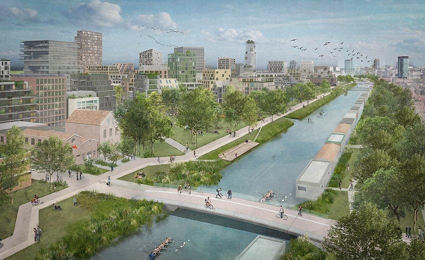 Utrecht prépare la plus grande zone urbaine résidentielle piétonne d'Europe