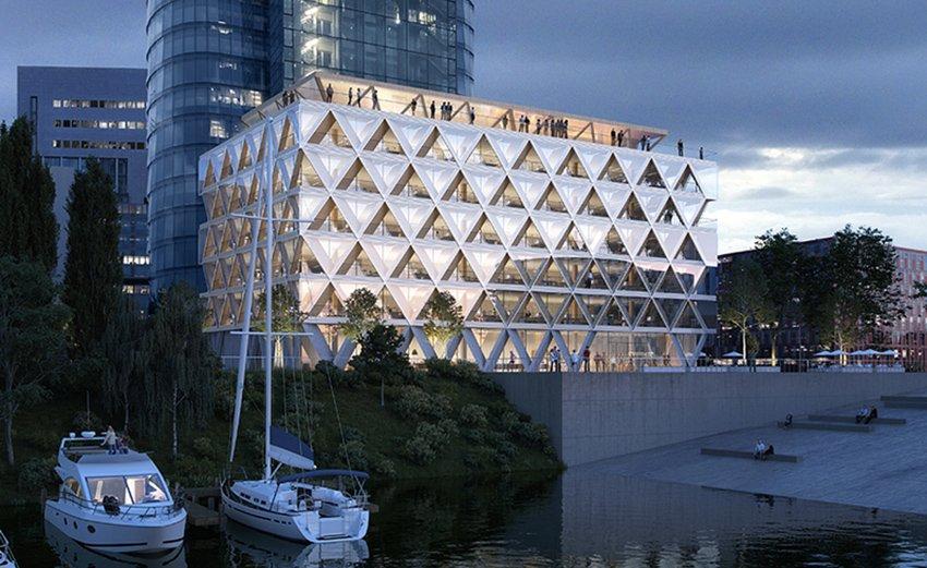 Dusseldorf HPP architekten