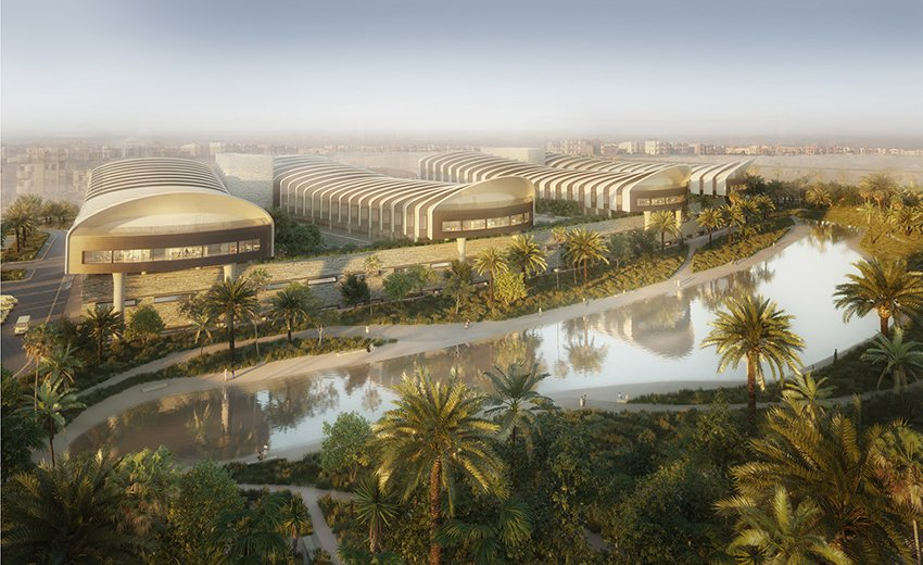 Magdi Yacoub Global Heart Center © Foster + Partners