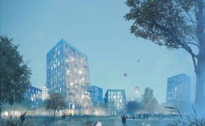Oude Kreekpark © Brut architecture and urban design
