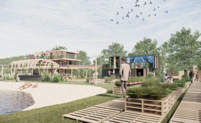 Amsterdam Doebaai - 2021 © APTO Architects