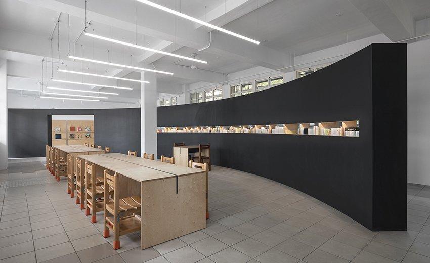 L'école pour enfants de Carinena, dessinée par Salas Arquitectura + Diseño. © Salasarc 2021.