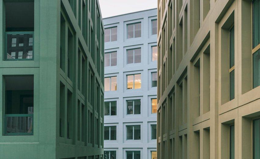 Strasbourg île urbaine © Charly Broyez