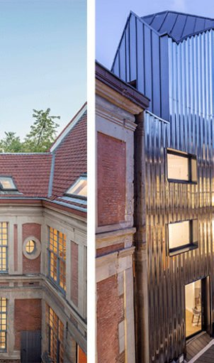 Lille - Villa-Village © Anne de la Baume